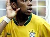 Robinho J'espère revenir plus vite
