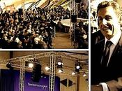 Sarkozy effacé primaires socialistes.