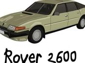 Rover 2600