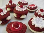 Red-Velvet Whoopies