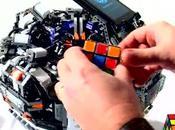 LEGO CubeStormer résolvait Rubik's Cube moins secondes