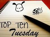 [Top Tuesday] Semaine