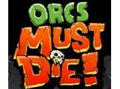 Test Orcs Must (XBOX 360)