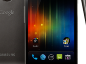 Samsung Galaxy Nexus premier smartphone sous Android