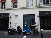 L'échappée, entre urbain restaurant parisien