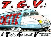 TGV, humour