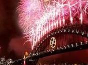 Fêter Nouvel Sydney