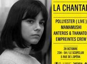 Concours Chantal Pollyester, Anteros Thanaton Mamamushi Scop'Club octobre