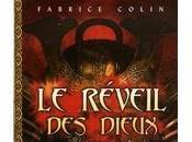 réveil dieux Fabrice Colin