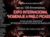 Hommage picasso: participation impromptu barcelone