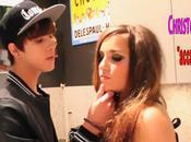 Christopher Bieber premier clip (Vidéo)