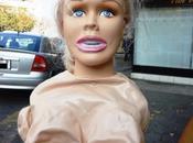 L'objet jour: poupée gonflable!