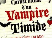 """Journal d'un vampire timide"" Collins"