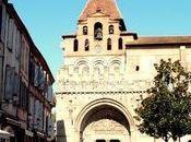Abbaye bénédictine Moissac splendeurs sculpture romane