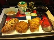 J'ai teste petit déjeuner dans Thalys