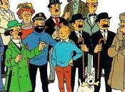 """Les Aventures Tintin Secret Licorne"" Steven Spielberg"
