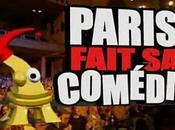 Paris fait comédie 2009 Quebecomm soirée grand rire -video