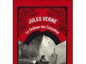 château Carpathes Jules Verne