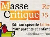 Masse critique revient 15/11