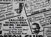 novembre 1938, gros succès pour Calloway Nicholas Brothers Cotton Club