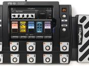 DigiTech iPB-10 transformer votre ipad pédale multi-effet pour guitare