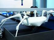 Quand réalité rattrape fiction donne robot araignée