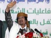 Mouammar Kadhafi mort