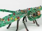 Recyclage composants électroniques Stevenn Rodrig