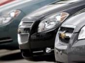 Automobile: General Motors redevient leader mondial devant Toyota