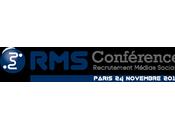 Gagnez invitation Conférence Recrutement Médias Sociaux #RMSConf