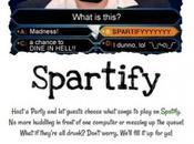 Spartify, pour utiliser Spotify soirée