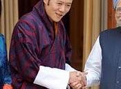 Bhoutan Reine voyage officiel