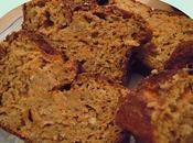 Cake farine 110,potiron,son d'avoine,tofu soyeux