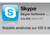 Skype jour pour