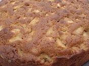 Gâteau pommes pâte spéculoos