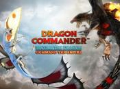 Dragon Commander Incarner dragon avec jetpack