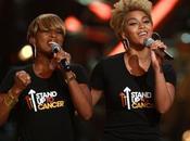 Love Woman événement Mary Blige Beyoncé