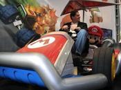 kartings Mario Kart grandeur nature