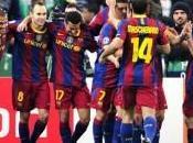 pour Barcelone.