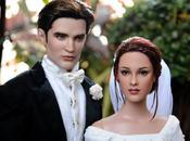 Bella Edward wedding Dolls