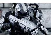 HellJumper Halo adapté série
