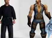 Chuck Norris fait pour World Warcraft