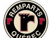 Remparts Québec reçoivent Voltigeurs Drummondville novembre 2011 Colisée Pepsi