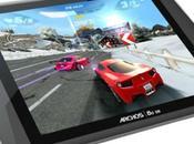 jeux mobiles Gameloft débarquent tablettes Archos