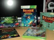 [Arrivage] Rayman origins édition collector