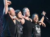 Metallica studio avec Rick Rubin