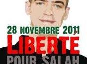 libération pour Salah Hamouri