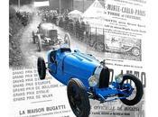 Pionniers l'automobile BUGATTI, belle bleue...