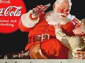 Coca Cola: train Père Noël retour