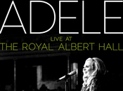 Live Royal Albert Hall d'Adele écoute intégrale